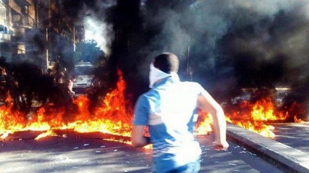 """""""No hablan de democracia, sino solo de la caída del régimen alauita"""""""