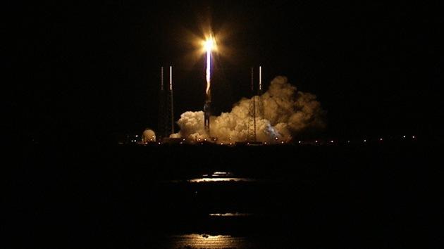 Fotos: La NASA lanza innovador satélite para mejorar las comunicaciones en el cosmos