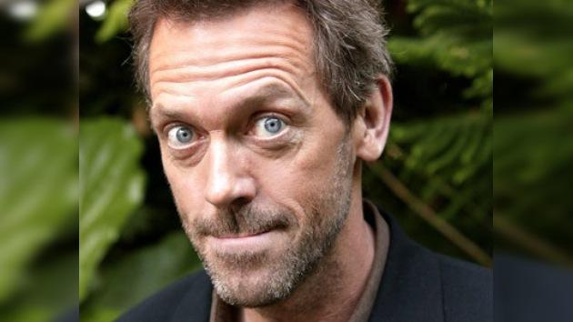 Hugh Laurie, el actor drámatico mejor pagado de la televisión