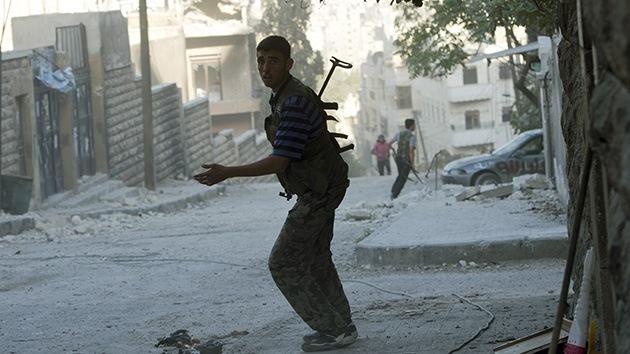 """Siria: insurgentes lanzan en Alepo un ataque con morteros """"sin precedentes"""""""