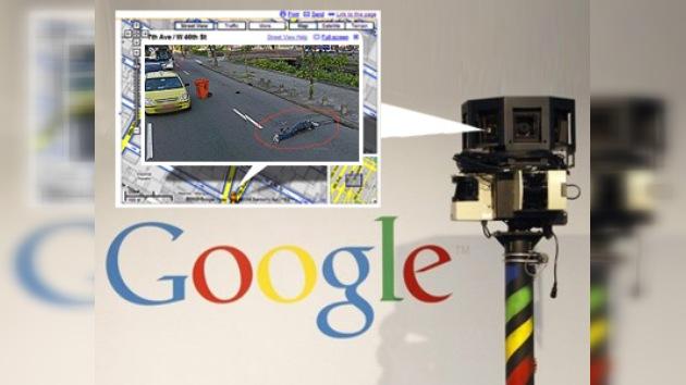 Imágenes de cadáveres captadas por Google Street View causan polémica