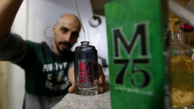 Lanzan una fragancia inspirada en los cohetes arrojados desde Palestina