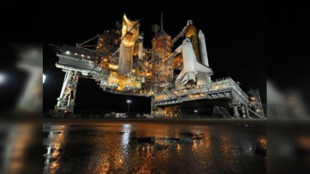 El Endeavour no se lanzará antes del 8 de mayo