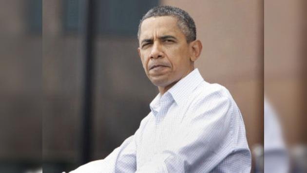 El nivel de popularidad de Obama en mínimos