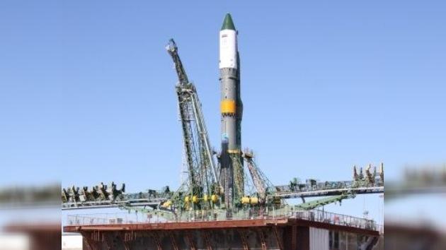 Progress se dirige hacia la Estación Espacial Internacional