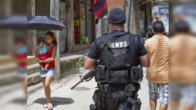 Arrestan a un grupo de exterminio en Brasil integrado por policías