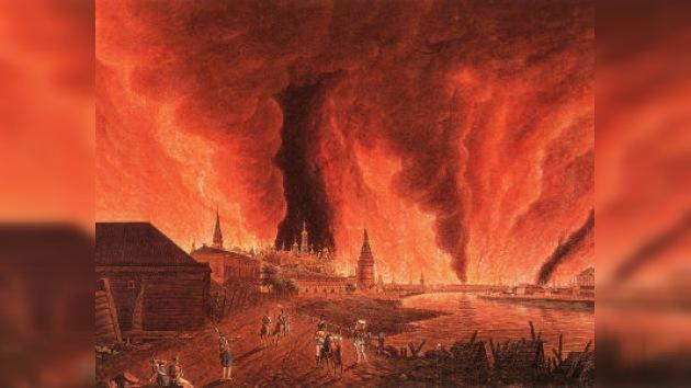 ¿Quién quemó Moscú?