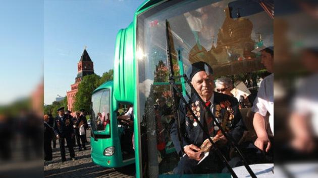 El desfile militar del 9 de mayo va a durar menos que el año pasado