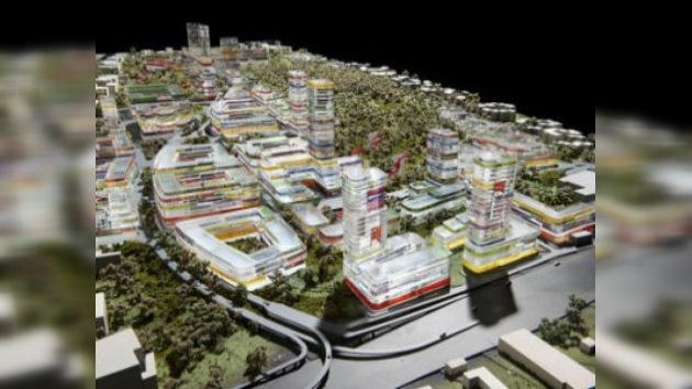 Foster+Partners construirá una 'biometrópolis' en la Ciudad de México
