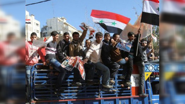 Conflicto en Siria: una herida que un año después sigue sangrando