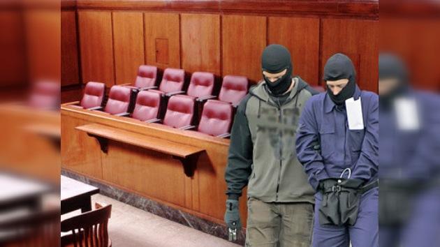Los terroristas en Rusia no serán juzgados por un jurado popular