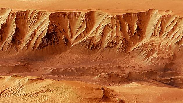 Las bacterias de Siberia son capaces de vivir en Marte