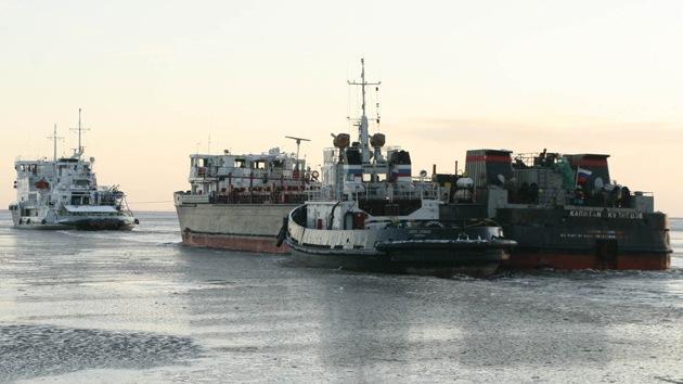 Rusia solicita a la ONU ampliar su zona económica exclusiva en el mar de Ojotsk