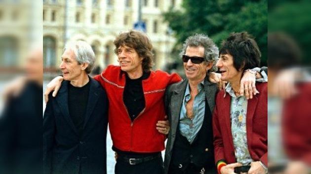 El alegre descubrimiento de 'The Rolling Stones'