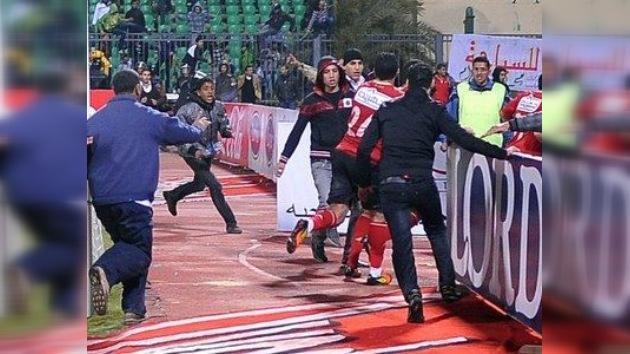 Ascienden a 77 los muertos en Egipto por el choque entre dos hinchadas de fútbol