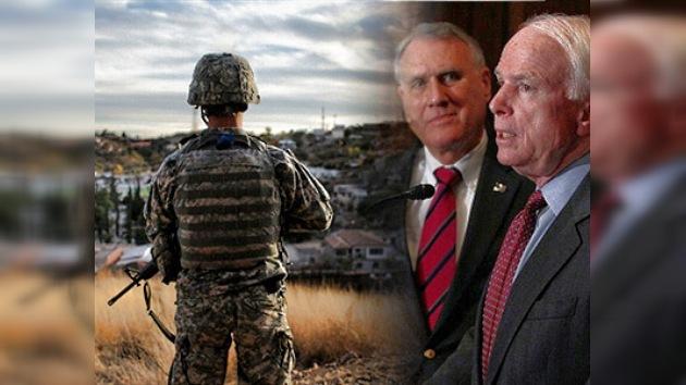 Republicanos de EE. UU. piden hasta 6.000 soldados para resguardar frontera con México