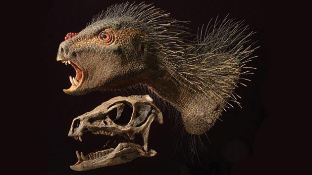 Vídeo: Reconstrucción del aspecto de un dinosaurio recién identificado