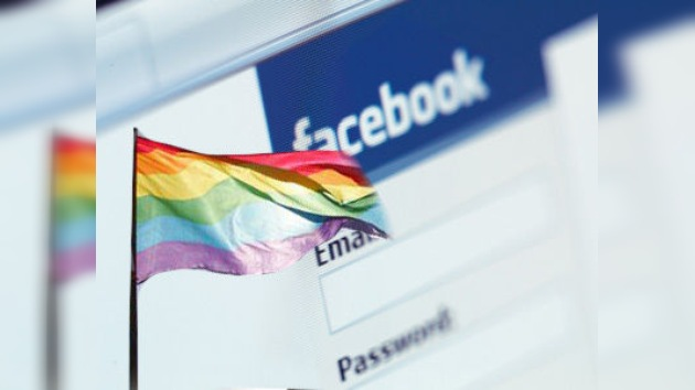Facebook agrega un estado sentimental enfocado a los gays