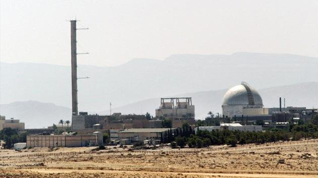 Israel podría fabricar entre 10 y 15 bombas atómicas al año