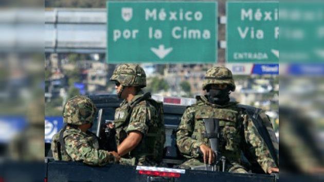 La lucha antidroga abre el telón de la campaña electoral en México