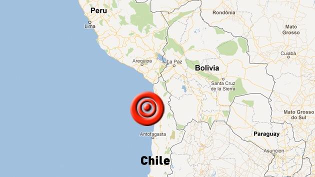 Temblor de 5,1 grados sacude el norte de Chile
