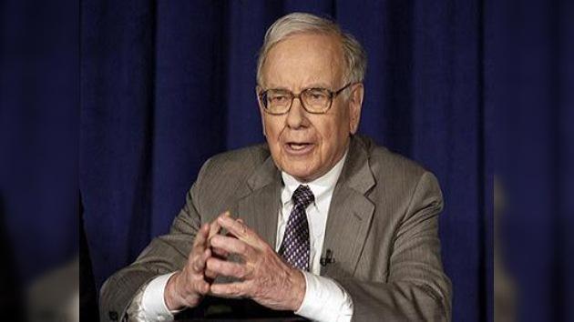 Warren Buffett compra reaseguros de Swiss Re