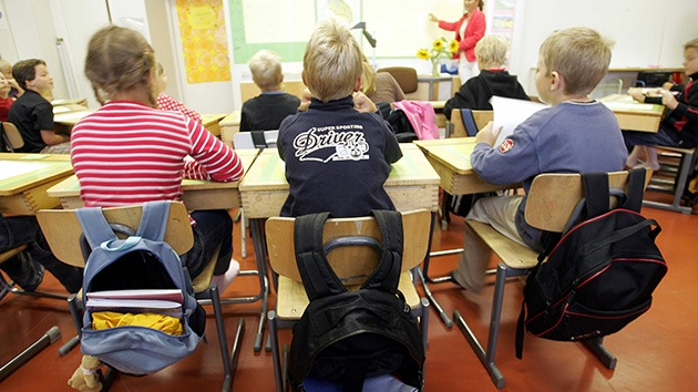 Finlandia arrebata a una pareja rusa la paternidad sobre sus cuatro hijos