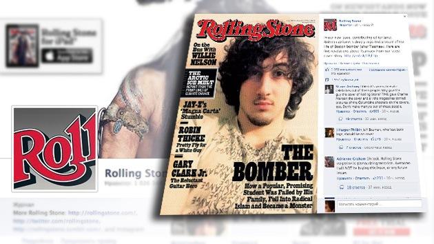El presunto terrorista Dzhojar Tsarnáyev es la nueva portada de 'Rolling Stone'