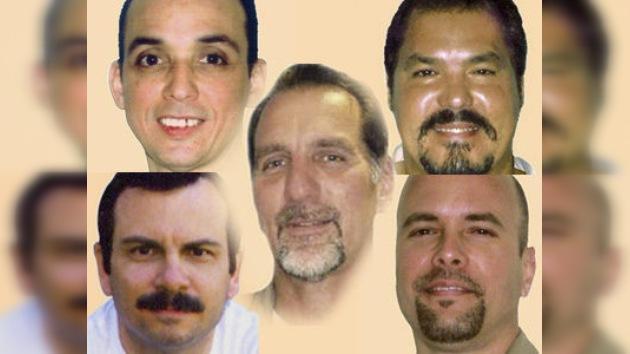 Retiran en Miami una valla a favor de los cinco cubanos