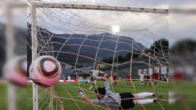 Eurocopa 2012: Rusia derrota a Andorra con un doblete de Pogrebnyak