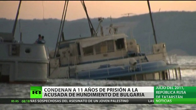 Condenan a la subarrendataria del barco turístico Bulgaria a 11 años de prisión