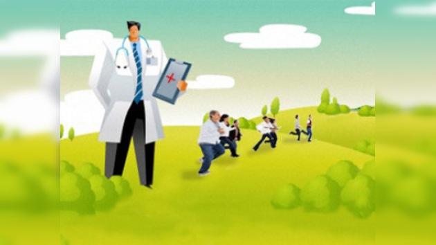 Una encuesta revela la falta de habito hispana a la hora de ir al médico