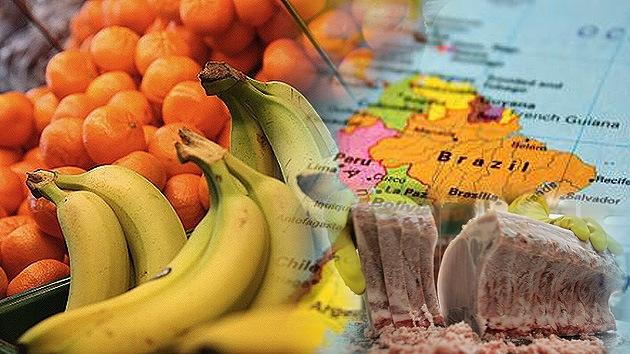 La UE intenta disuadir a America Latina para que no aumente sus exportaciones a Rusia