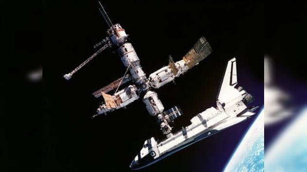 El transbordador de la NASA se acopla por última vez a la Estación Espacial Internacional