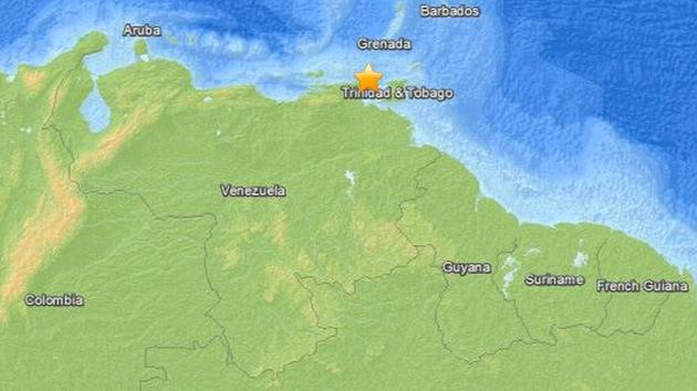Un terremoto de magnitud 6 sacude a Venezuela