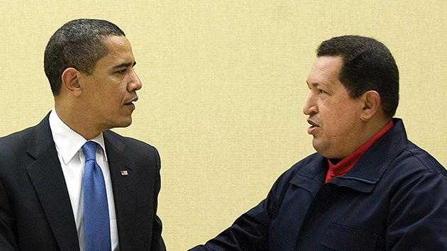 """Chávez: """"Si Obama fuera venezolano, votaría por mí"""""""