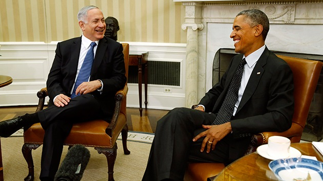 """Netanyahu: """"Mi relación con Obama es como 'un viejo matrimonio"""""""