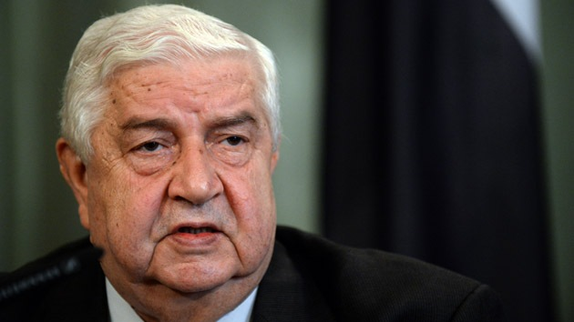 """Siria en la ONU: """"Estamos luchando contra terroristas de 83 países"""""""