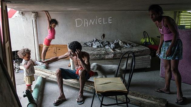Brasil desplazó por la fuerza a miles de personas para dar paso al Mundial de Fútbol