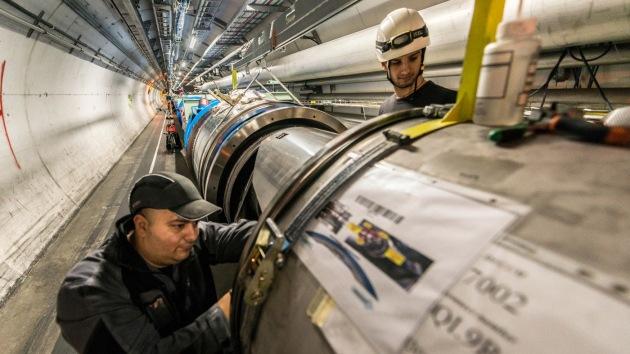 Físicos proponen sustituto al Gran Colisionador: el 'Megaacelerador'