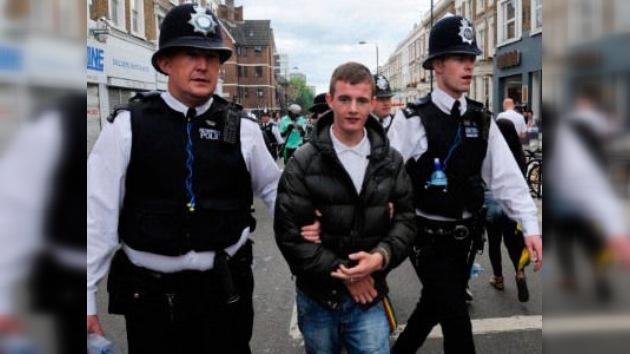 245 arrestos en el carnaval de Notting Hill