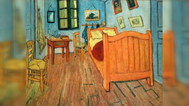 """La nueva """"La habitación"""" de Vincent Van Gogh"""