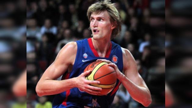 'AK-47', por segunda vez mejor jugador de la semana en la Euroliga