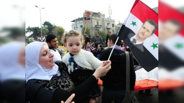 La Liga Árabe no le quita ojo a Siria: su misión de observadores se queda en el país