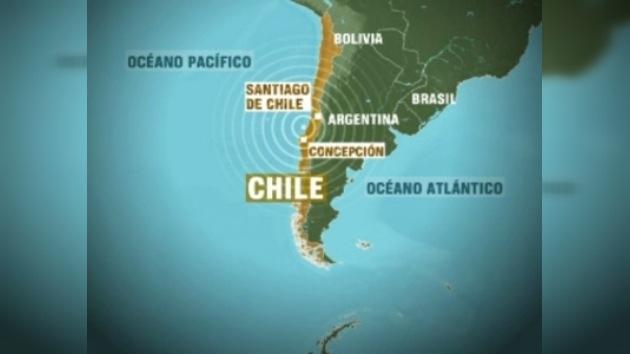 """El sismo de Chile, """"decenas de veces más fuerte que el de Haití"""""""