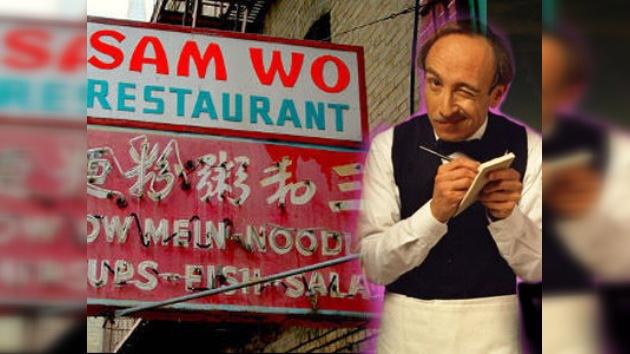 Histórico restaurante chino del 'camarero más asqueroso del mundo' cierra sus puertas