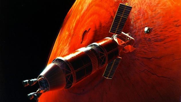 La llegada del ser humano a Marte será una realidad en 2018