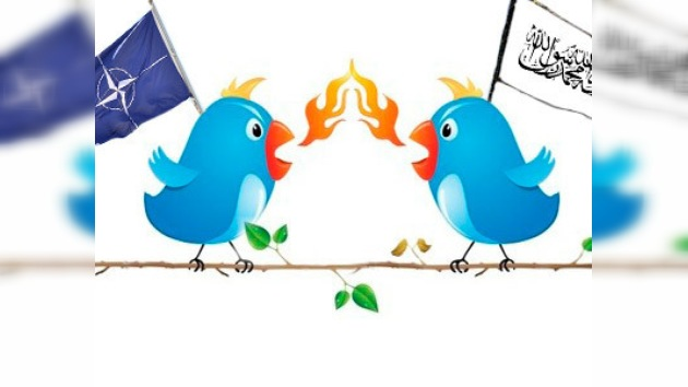 Twitter: el nuevo campo de batalla entre la OTAN y los Talibán