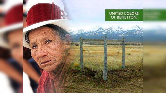 """Expansión de los """"colores unidos"""" deja sin tierras a mapuches argentinos"""