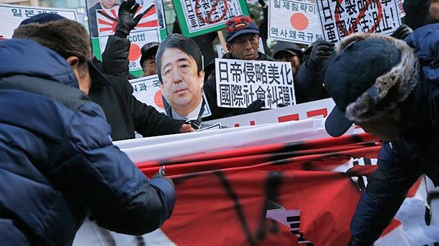 Las dos Coreas, unidas por su postura acerca de Japón